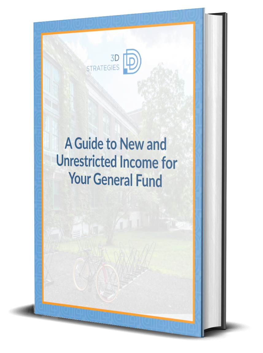 A Guide to New and Unrestricted Income for Your General Fund